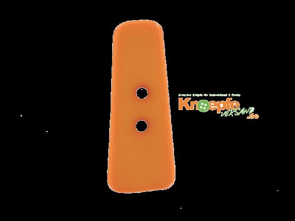 Buchstabenknopf I - orange
