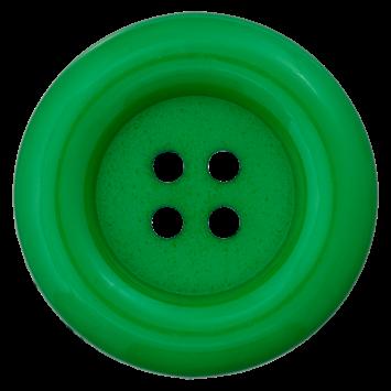 Kasperlknopf - Grün