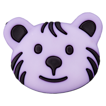 Kinderknopf `Tiger`