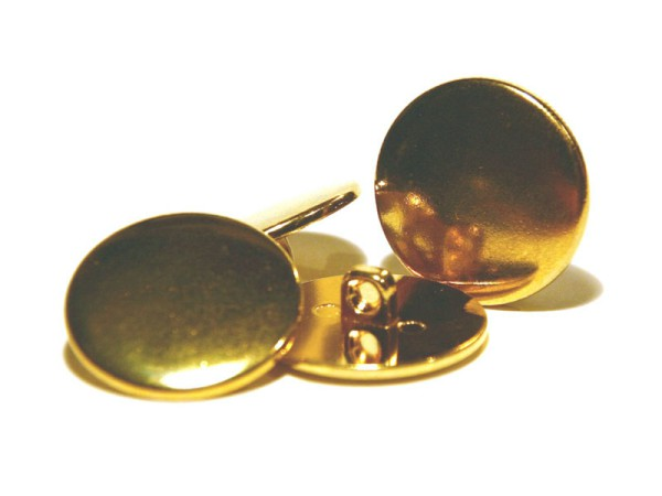 Metallknopf `Gstaad`-20mm