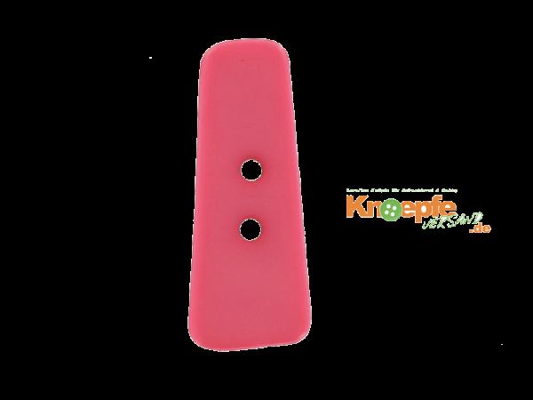 Buchstabenknopf I - pink
