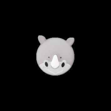 Kinderknopf `Nashorn`