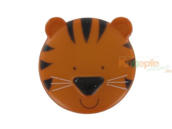 Kinderknopf `Tiger`