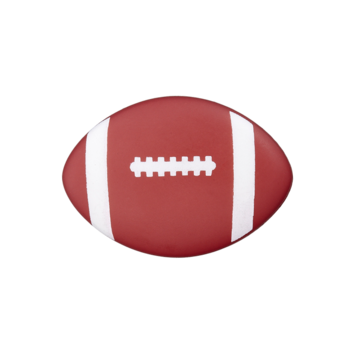 Kinderknopf `Football`