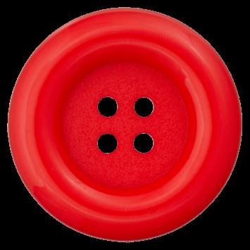 Kasperlknopf - Rot