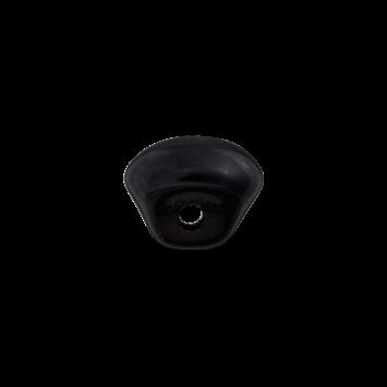 Tierglasauge - Schwarz - 8mm