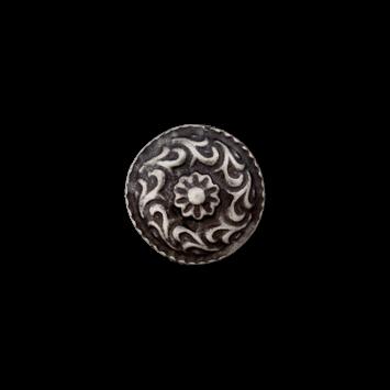 Trachtenknopf `Schoppernau`, 15mm