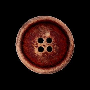 Holzknopf `Dawson`, 18mm