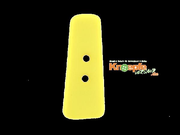Buchstabenknopf I - gelb