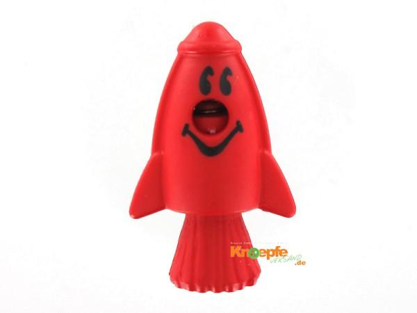 Kordelstopper - Rakete - Rot