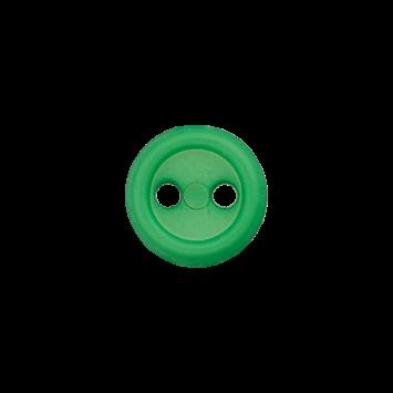 Puppenknopf `grün`