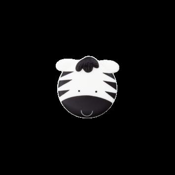 Kinderknopf `Zebra`