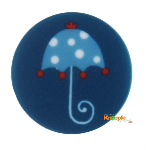 Kinderknopf `Regenschirm`