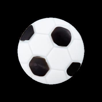 Kinderknopf `Fussball`