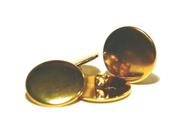 Metallknopf `Gstaad`-18mm