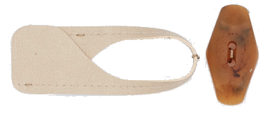 Dufflecoatverschluß `Hunderdorf`- Beige