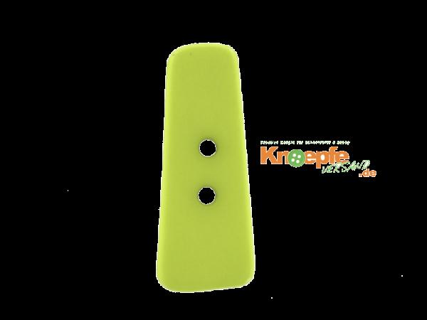 Buchstabenknopf I - grün
