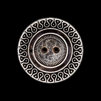 Metallknopf - Leoben - 28mm